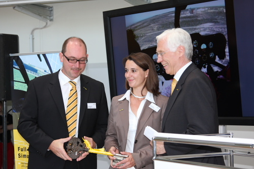 Die Geschäftsführer der HEMS-Academy, Thomas Hütsch und Katja ...