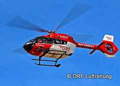 Hubschrauber der DRF Luftrettung des Typs H 145 Quelle DRF Luftrettung-240