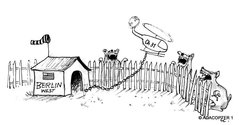 Karikatur Kugler