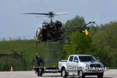 RK20 Augusta Bell 47 G-005