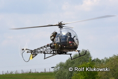 RK21 Augusta Bell 47 G-005