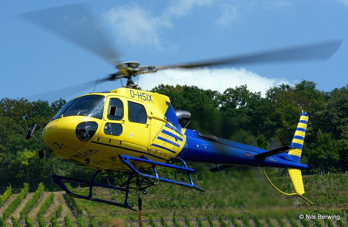 Hubschrauberabsturz